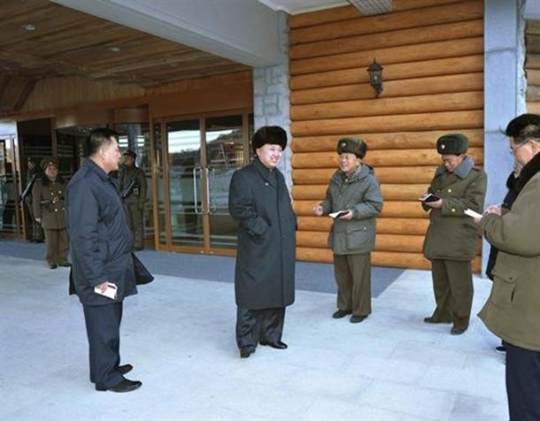 Corea del Norte, Kim Jong Un