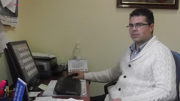 Lot García, concejal de Desarrollo Local en el municipio. | DA