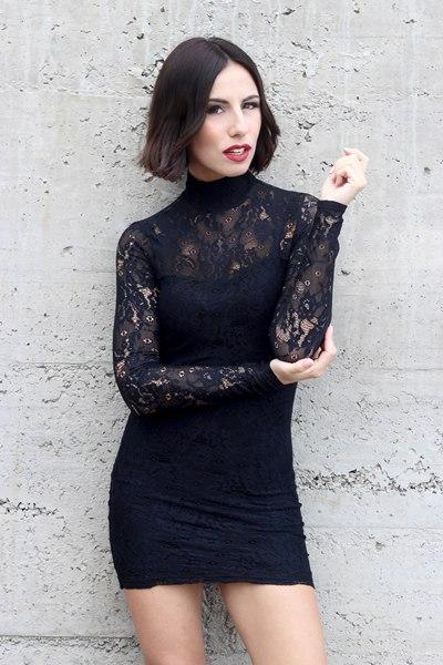 Milena Rodher, durante una sesión de fotos.