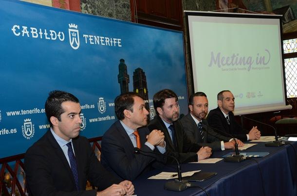 Meeting in Santa Cruz de Tenerife
