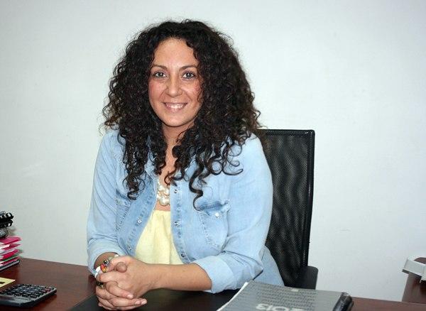 Nuria Delgado, concejal de turismo de Granadilla