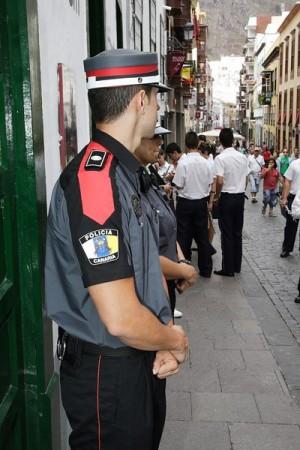 La Policía Canaria arrestó a los implicados en esta trama. | DA