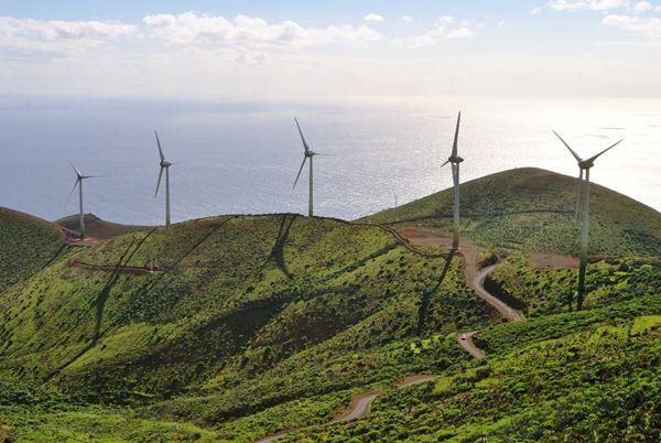 El Hierro promociona las energías renovables en Fitur