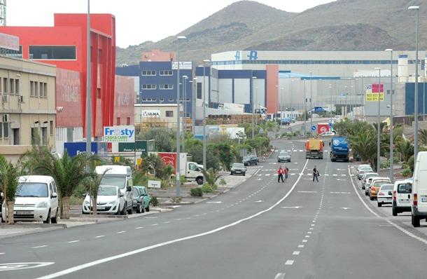 polígono industrial de Güímar