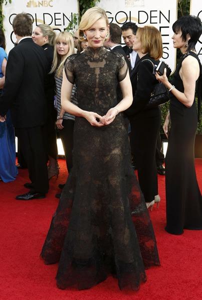 Cate Blanchett.   REUTERS