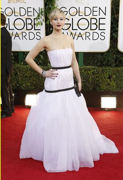 Jennifer Lawrence.   REUTERS