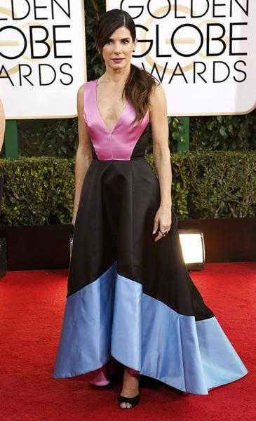 Sandra Bullock. | REUTERS