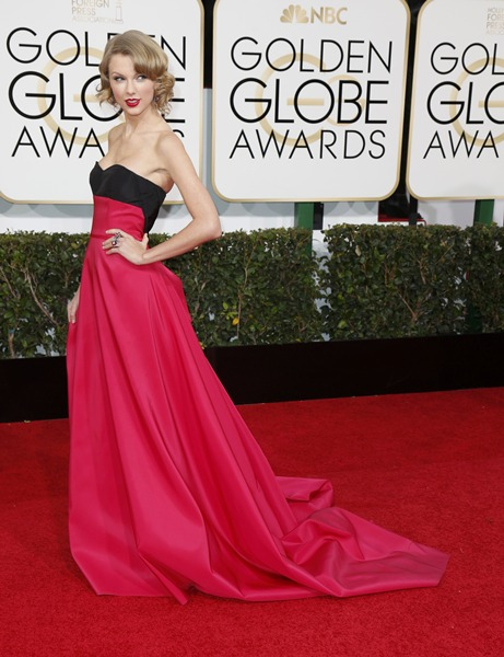 Taylor Swift. | REUTERS