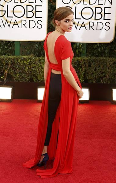 Emma Watson.   REUTERS