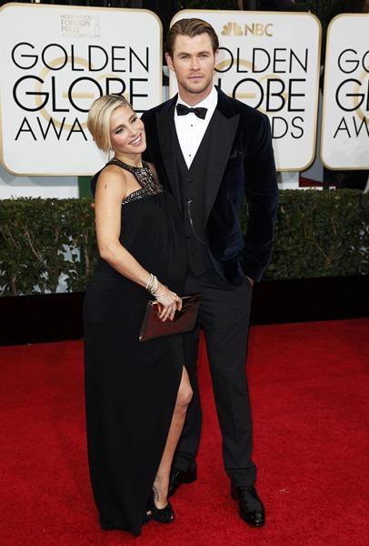 Elsa Pataky y Chris Hemsworth. | REUTERSc