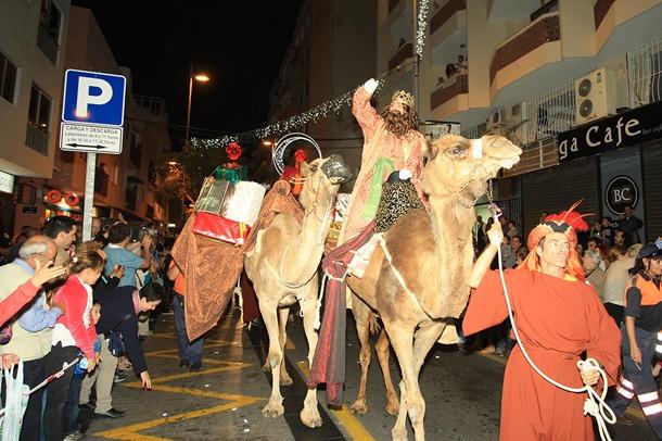 Reyes Magos Los Cristianos (5)