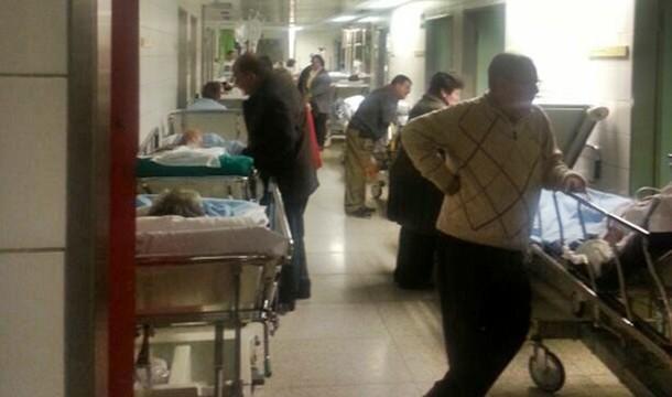 La calima y un repunte de la gripe vuelven a saturar las Urgencias del HUC
