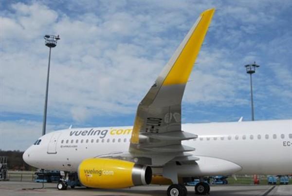 Vueling avión