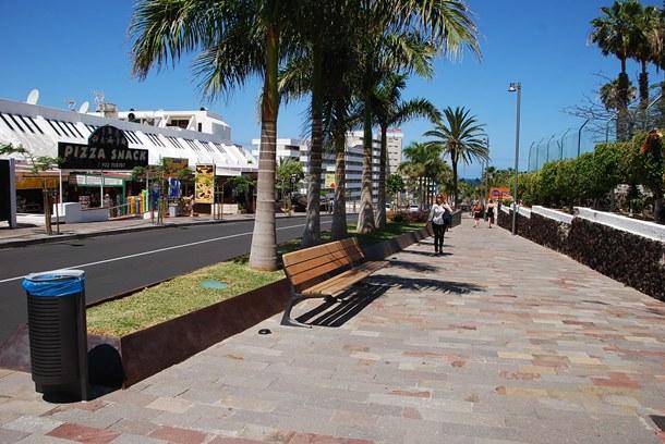 avenida V Centenario renovacion turistica