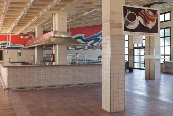 cafeteria Guajara comedor Guajara ULL