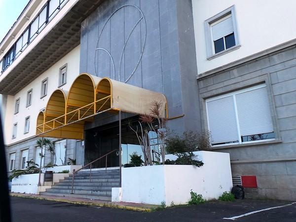 El Casino permaneció en el antiguo hotel Taoro hasta el año 2006. / MOISÉS PÉREZ