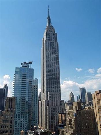 edificio Empire State en Nueva York
