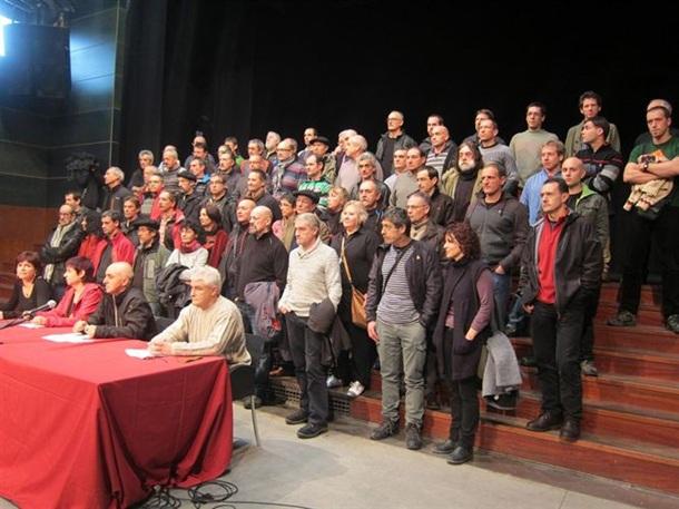 expresos de ETA en Durango