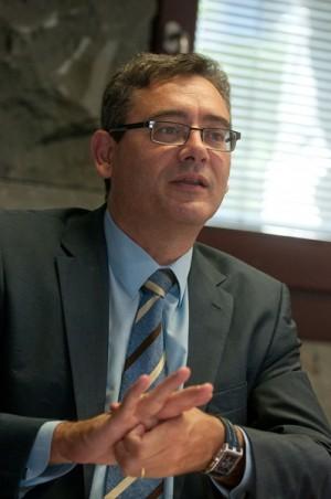 Fernando Ríos. | F. PALLERO