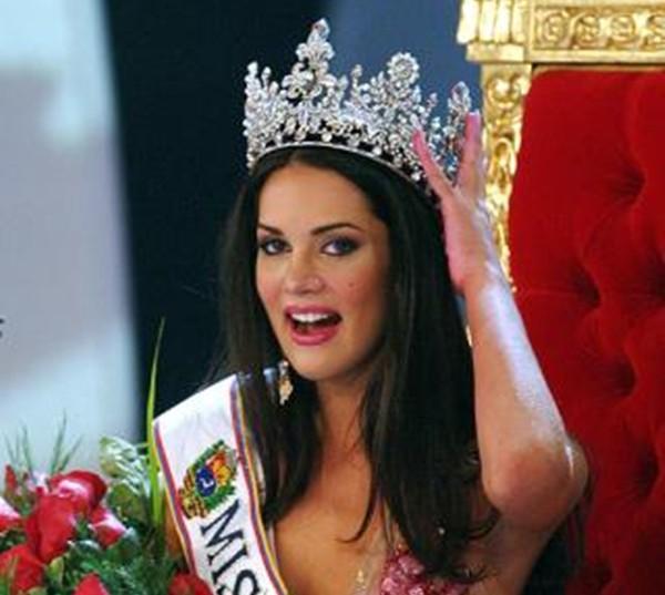 Mónica Spear Miss Venezuela