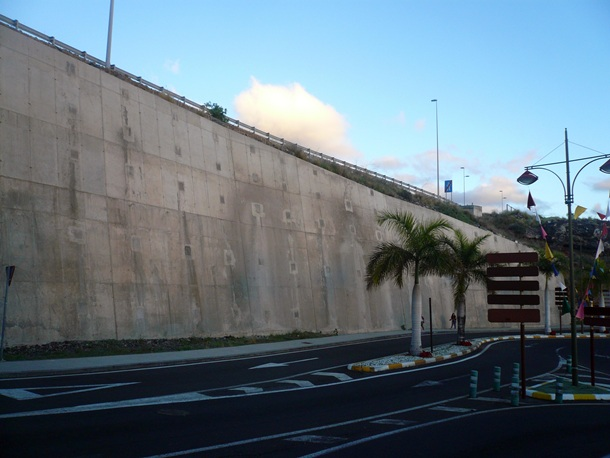 muro Candelaria mural Candelaria