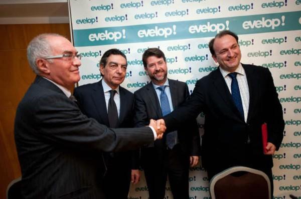 Presentación de  la compañía Evelop/ FRAN PALLERO