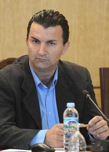 José Fernando Gómez, edil no adscrito de Candelaria