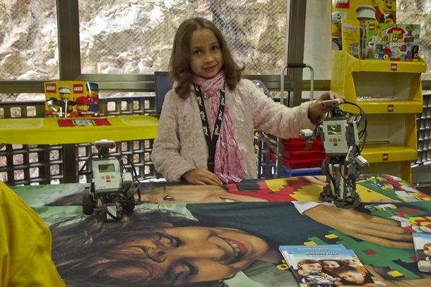 taller robótica infantil con legos en Güímar