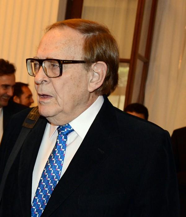 Ramón Tamames. / S. M.