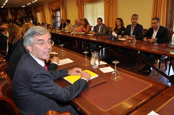 La sentencia confirma la continuidad de Dávila como alcalde.   M. PÉREZ.