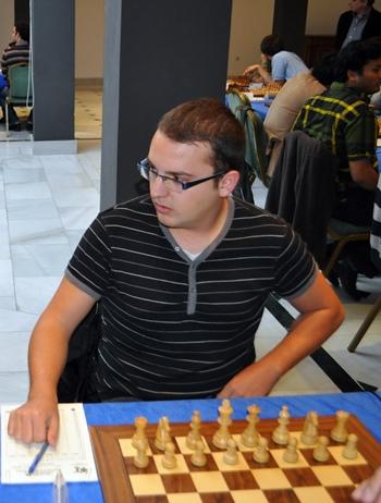 Maestro Internacional Jorge Cabrera ajedrez