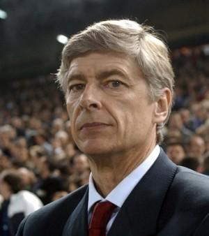 Arsene Wenger. Arsenal