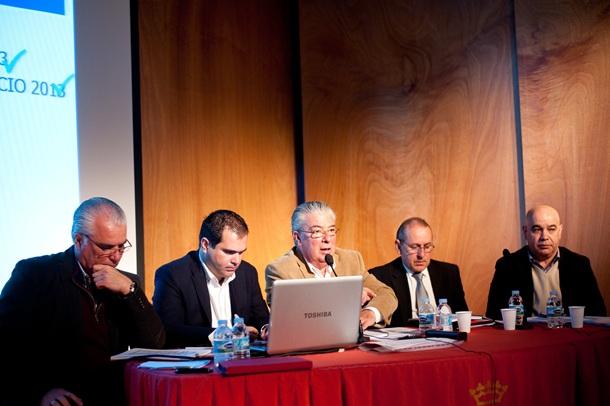 Asamblea Federación Canaria de Automovilismo (FCA)