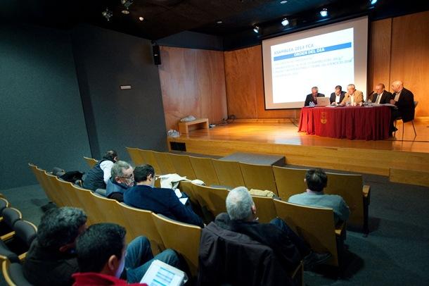Asamblea de la Federación Canaria de Automovilismo (FCA)