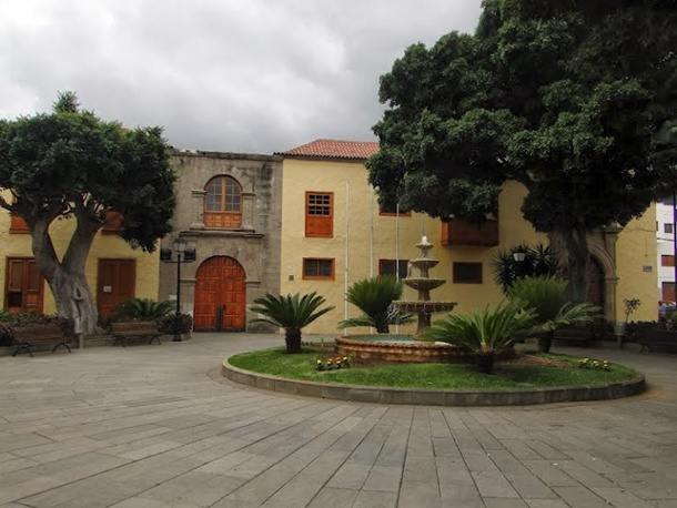 Casa de la Cultura de Güímar