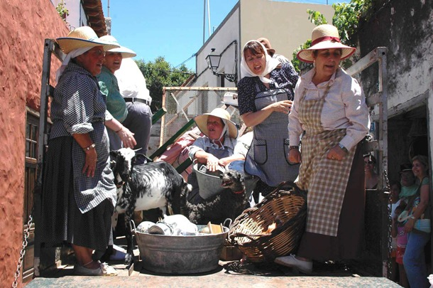 Día de las Tradiciones Chirche 2006