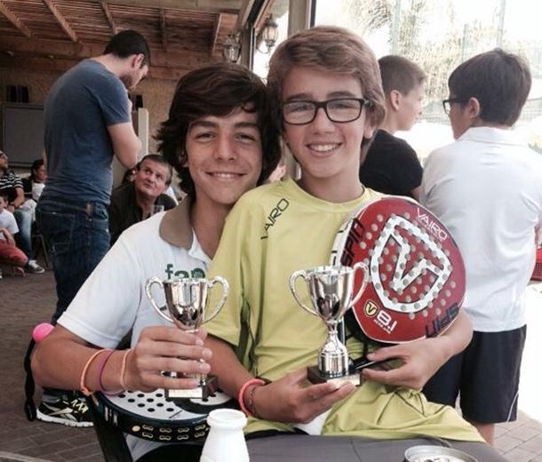 Diego Torres e Íñigo Jofre
