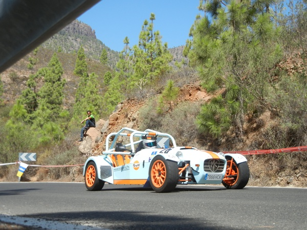 Desde Fuerteventura llegará a Juncalillo Gregorio Fontanilla con el original MK Indy R.t. / motorchicharrero.com
