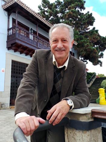 Haroldo Martín, alcalde de Coalición Canaria (CC) La Victoria.
