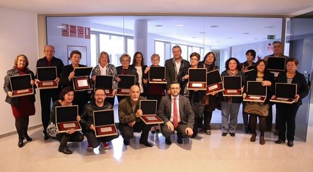 homenaje jubilados IASS
