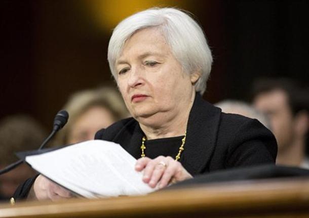 Janet Yellen presidenta de la Reserva Federal de Estados Unidos