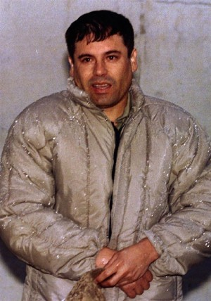 Joaquín 'El Chapo' Guzmán. | REUTERS