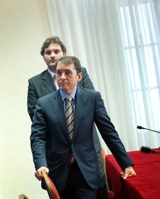 José Manuel Bermúdez y José Ángel Martín