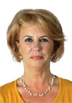 María del Carmen Pérez, concejala de Educación,