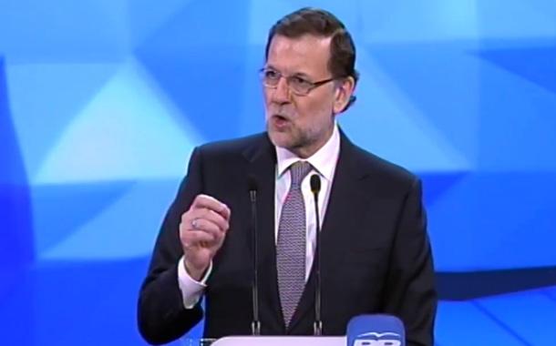 Mariano Rajoy PP Convención