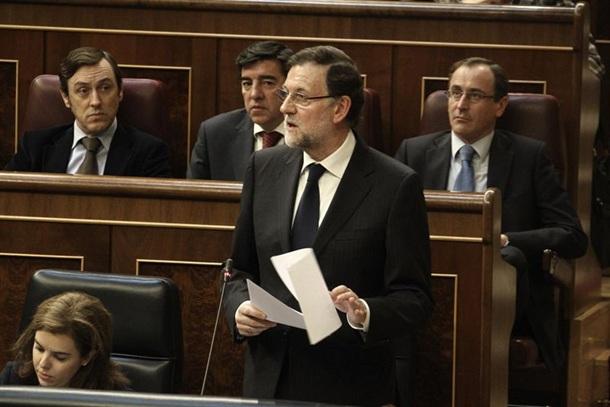 Mariano Rajoy congreso diputados