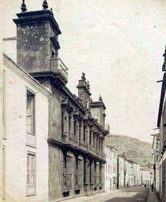 Palacio episcopal, La Laguna (1890)