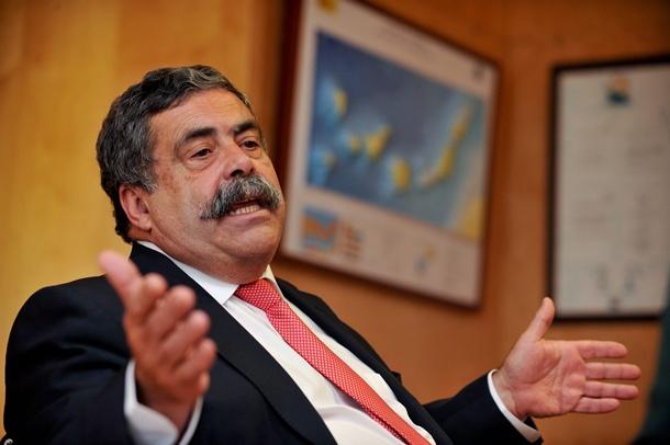 Pedro Rodríguez Zaragoza presidente de la Autoridad Portuaria