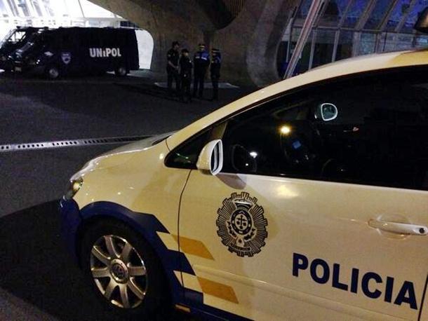 Patrullas de la Policía Local y la Unipol