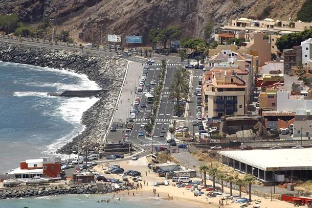 San Andrés avenida marítima